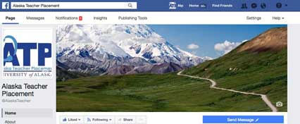 ATP Facebook Page