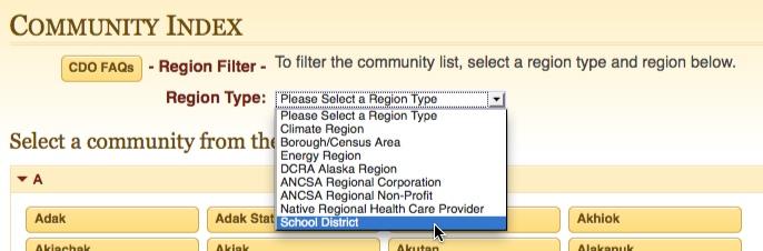 CDO Database