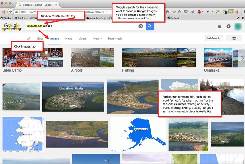 Google Image Search Tweaks