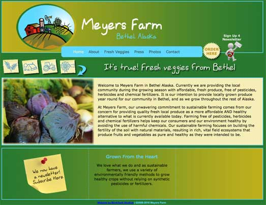 Meyers Farm - Bethel, Alaska