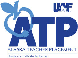 Alaska Teacher Placement: logo